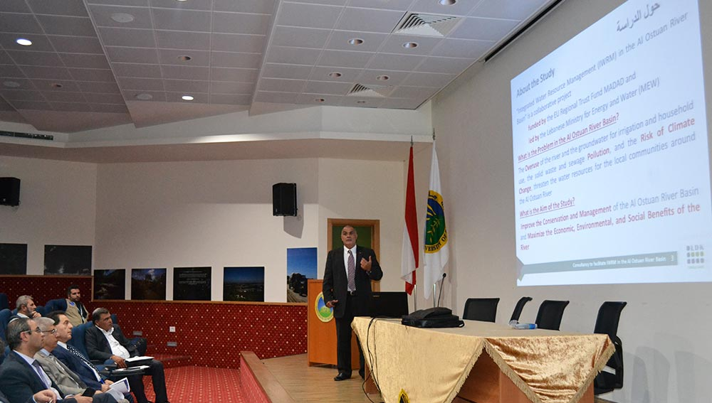 Integrated Water Resource Management Project of the Al Oustuan River Basin