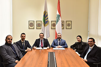 MOU with GeoSpatialMinds SAL