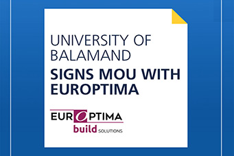 MOU with EUROPTIMA