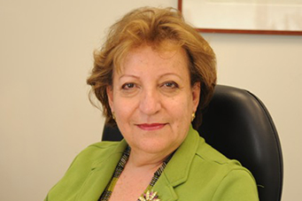 Welcoming Dr. Huda Abu-Saad Huijer as the New Dean of FHS
